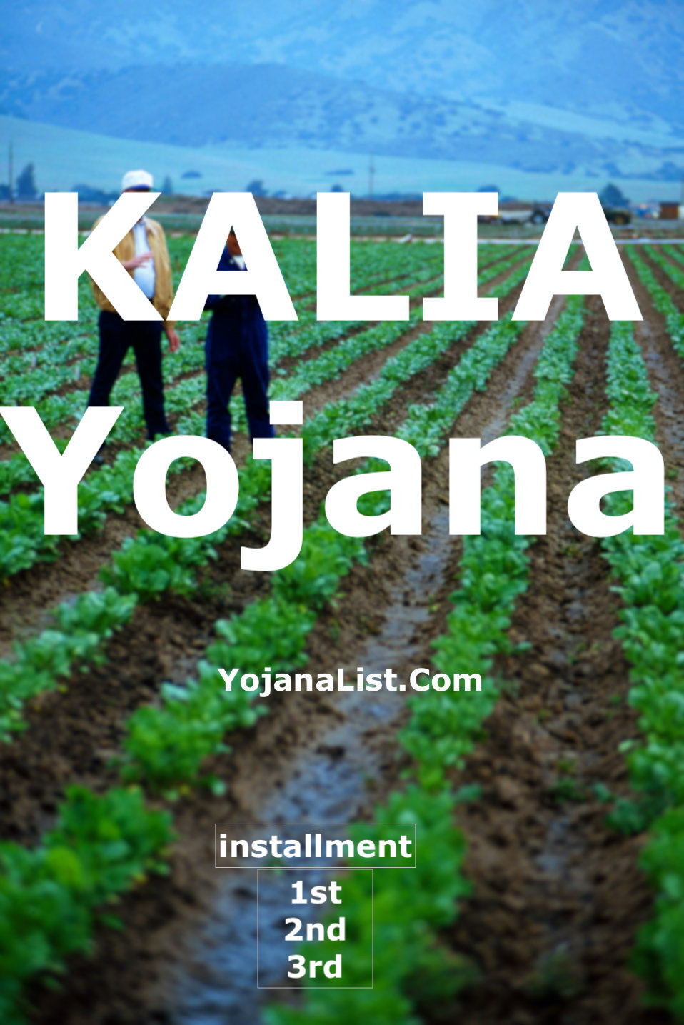 KALIA Yojana New List Nov 2020, Kalia new list