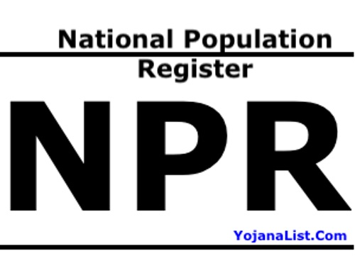 NPR, NPR full form, NPR Meaning, NPR registration, NPR form, NPR news, NPR: National Population Register (NPR), Smart Card and Registration Process