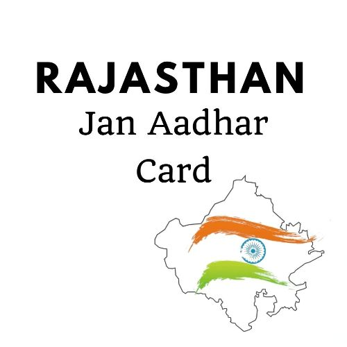 Rajasthan Jan Aadhar Card Registration Starts
